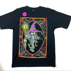 Vgt 96 Wizard Mystical NOS Single Stitch T-shirt